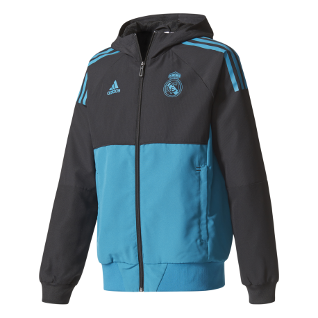ADIDAS CHAQUETA DE NIÑO REAL MADRID CHAMPIO LEAGUE BQ7832 2017/18