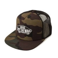 VANS GORRA V00H2V97I PATCH TRUCKER