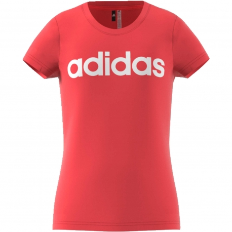 CAMISETA ADIDAS JUNIOR LINEAR CF7295