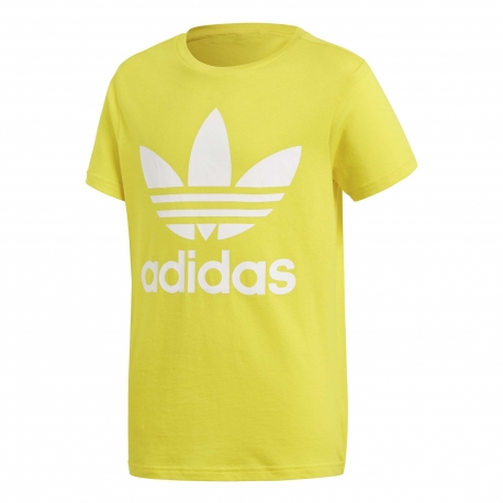 CAMISETA ADIDAS TREFOIL JUNIOR CF8547