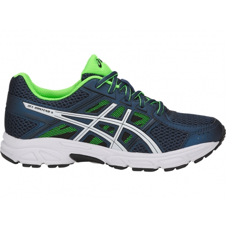 ZAPATILLAS ASICS JUNIOR RUNNING GEL CONTEND 4 GS C707N-4901