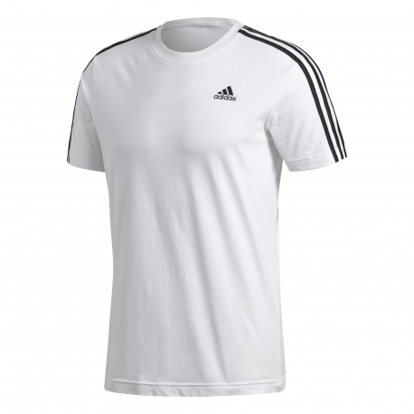 CAMISETA ADIDAS HOMBRE ESSENTIAL 3 STRIPES TEE S98716