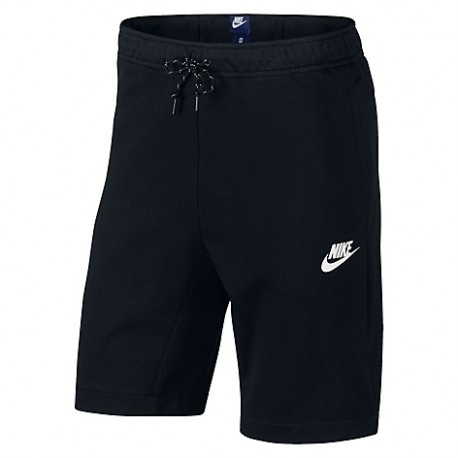 PANTALON CORTO NIKE HOMBRE ADVANCE 15 FLEECE 861748-010