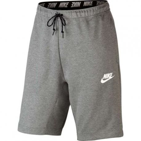 PANTALON CORTO NIKE HOMBRE ADVANCE 15 FLEECE 861748-063