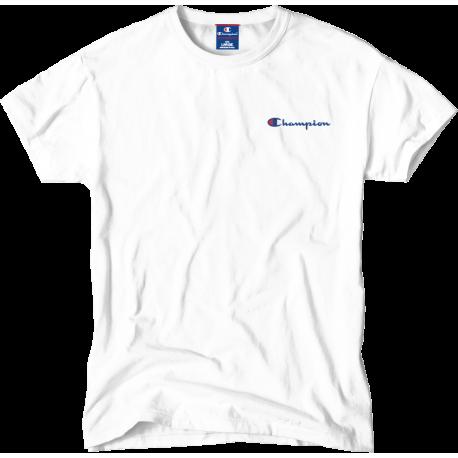 CAMISETA CHAMPION HOMBRE 211272-WHT