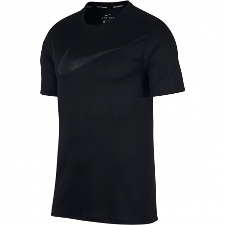 CAMISETA NIKE BREATHE RUN PARA HOMBRE 899502-010