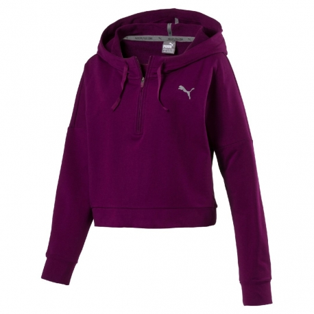 SUDADERA PUMA TRANSITION COVER UP PARA MUJER 592323-29