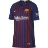 CAMISETA NIKE FC BARCELONA STADIUM HOME T18/19 JUNIOR 894458-456