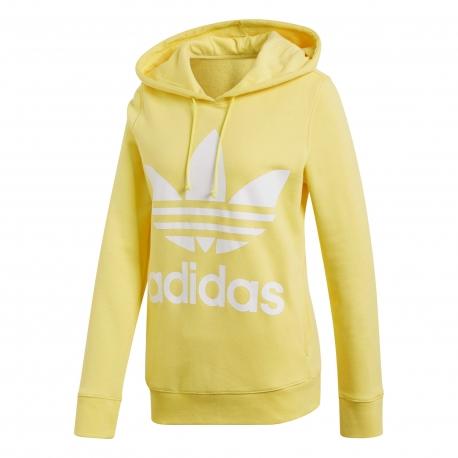 fcabbffdb Deportes Ce2413 Sudadera Adidas Trefoil Mujer Liverpool FIwx4Bq
