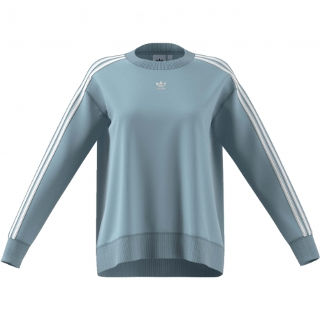Sudadera Originals Para Crew Deportes Liverpool Adidas Ce2433 Mujer rrpfW
