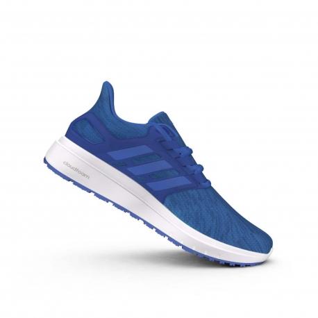 zapatillas adidas hombre azul