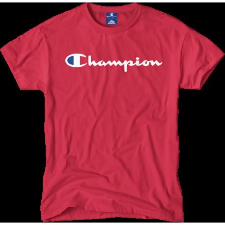 S Hombre 211268 Camiseta l Champion Deportes Fe Santa Byr CBrdeox