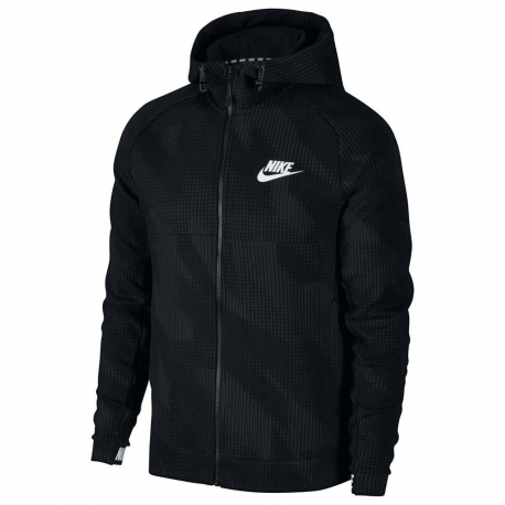 CHAQUETA NIKE ADVANCE FLEECE PARA HOMBRE 885937-010