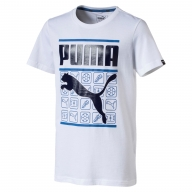 CAMISETA PUMA STYLE GRAPHIC TEE JUNIOR 850140-52