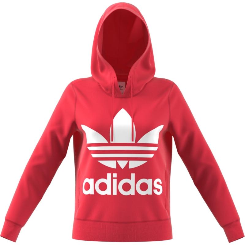Liverpool Originals Mujer Para Deportes Sudadera Dh3136 Adidas Trefoil 05866q