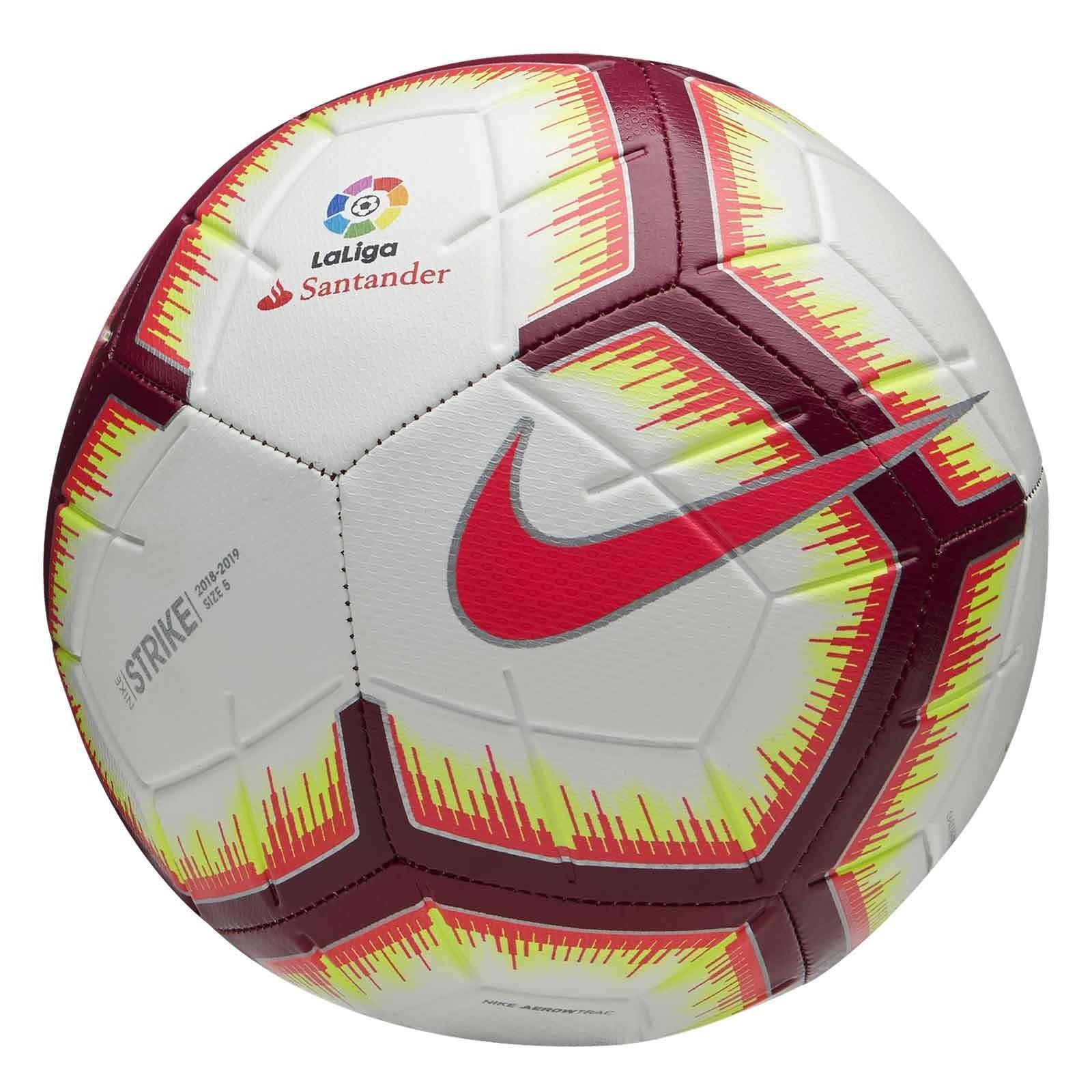 c4415751af834 BALÓN NIKE LA LIGA STRIKE T18 19 SC3313-100 - Deportes Liverpool
