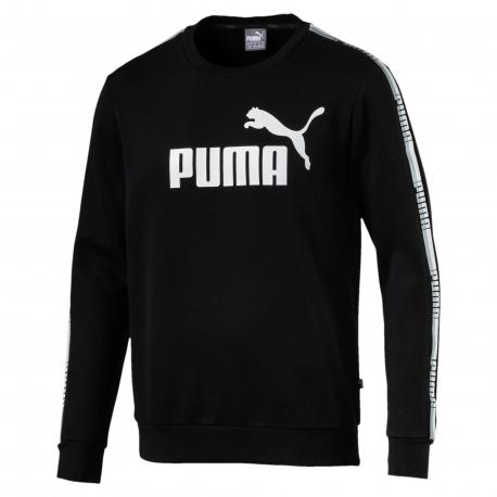 SUDADERA PUMA CREW SWEAT HOMBRE 852415-01