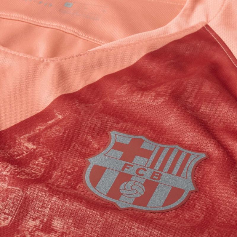 2ea4caeffd0c5 CAMISETA NIKE 3º EQUIPACION FC BARCELONA HOMBRE 18 19 918989-694 ...
