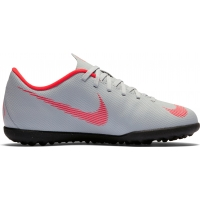 BOTAS DE FUTBOL NIKE MERCURIAL VAPOR 12 CLUB TURF JUNIOR AH7355-060
