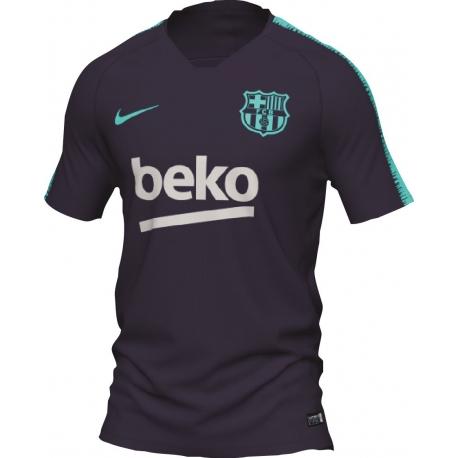 64059777ffdcf CAMISETA NIKE FC BARCELONA ENTRENAMIENTO T18 19 HOMBRE 894294-525 ...