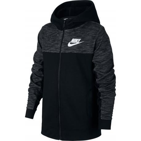l Zip Junior Aj0117 010 Chaqueta S Fe Advance Santa Full Deportes Nike 5A3j4LR