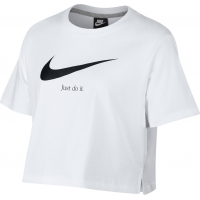 CAMISETA NIKE JUST DO IT CROPPED TOP MUJER AQ8644-100