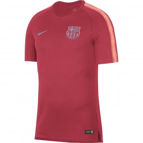 CAMISETA NIKE FC BARCELONA ENTRENO HOMBRE 2018 2019 894294-691 ... 9bae1a56436