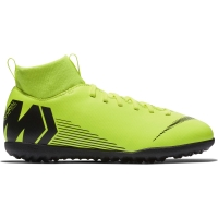 ZAPATILLAS NIKE MERCURIAL SUPERFLYX 6 CLUB TURF JUNIOR AH7345-701