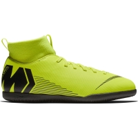 BOTAS DE FÚTBOL SALA NIKE SUPERFLY 6 CLUB JUNIOR AH7346-701