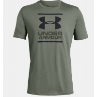 CAMISETA UNDER ARMOUR GL FOUNDATION HOMBRE 1326849-492