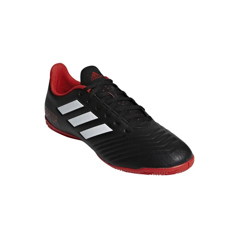 zapatillas de futbol sala hombre predator tango 18.4 in negro