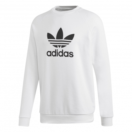 Deportes Dv1544 Trefoil Adidas Hombre Sudadera Up Originals Warm q0vpBY