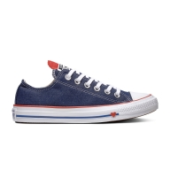 ZAPATILLAS CONVERSE ALL STAR LOVE DENIM LOW TOP MUJER 163308C