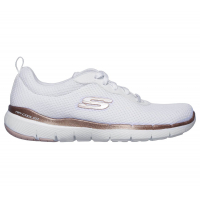 ZAPATILLAS SKECHERS FLEX APPEAL 3.0 FIRST INSIGHT MUJER 13070-WTRG