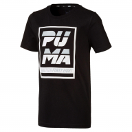 CAMISETA PUMA ALPHA JUNIOR 854386-01