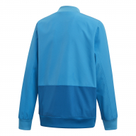 CHAQUETA ADIDAS REAL MADRID PRE-PARTIDO JUNIOR DZ9318