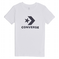 CAMISETA CONVERSE CHEVRON MUJER 10009152-102