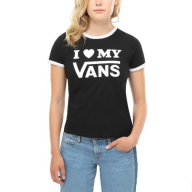 CAMISETA VANS LOVE MUJER VN0A3ULDY28