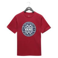 CAMISETA VANS CHECKER CO JUNIOR VN0A3W6QTD2