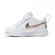 ZAPATILLAS NIKE COURT BOROUGH BEBÉ BV0749-100