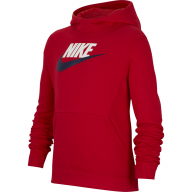 SUDADERA NIKE CLUB FLEECE JUNIOR BV0783-661