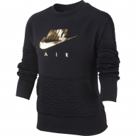 SUDADERA NIKE AIR JUNIOR BV2703-010