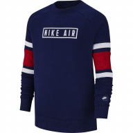 SUDADERA NIKE AIR CREW JUNIOR BV3591-492