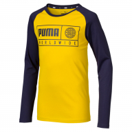 CAMISETA PUMA ALPHA GRAPHIC JUNIOR 580232-20