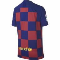 CAMISETA NIKE FC BARCELONA 19/20 JUNIOR AJ5801-457