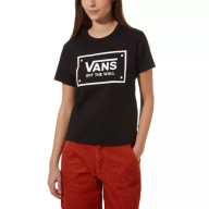 CAMISETA VANS BOOM BOOM UNITY MUJER VN0A47W6BLK