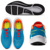 ZAPATILLAS NIKE RUNNER JUNIOR AQ3542-403