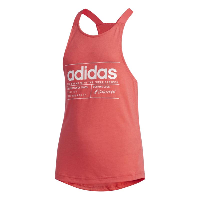 Camiseta Adidas YG BB Tank FM0783