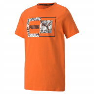 CAMISETA PUMA ALPHA JUNIOR 581268-28