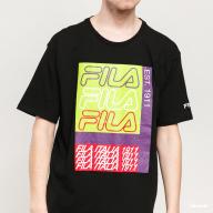 FILA CA 687684-002 CARADOC negro 201